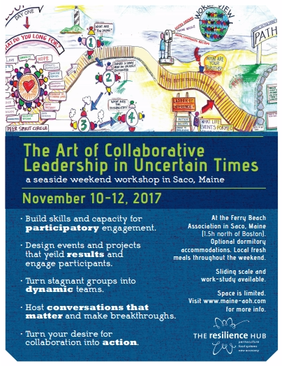 Collaborative Leadership Training Coming Up Soon!